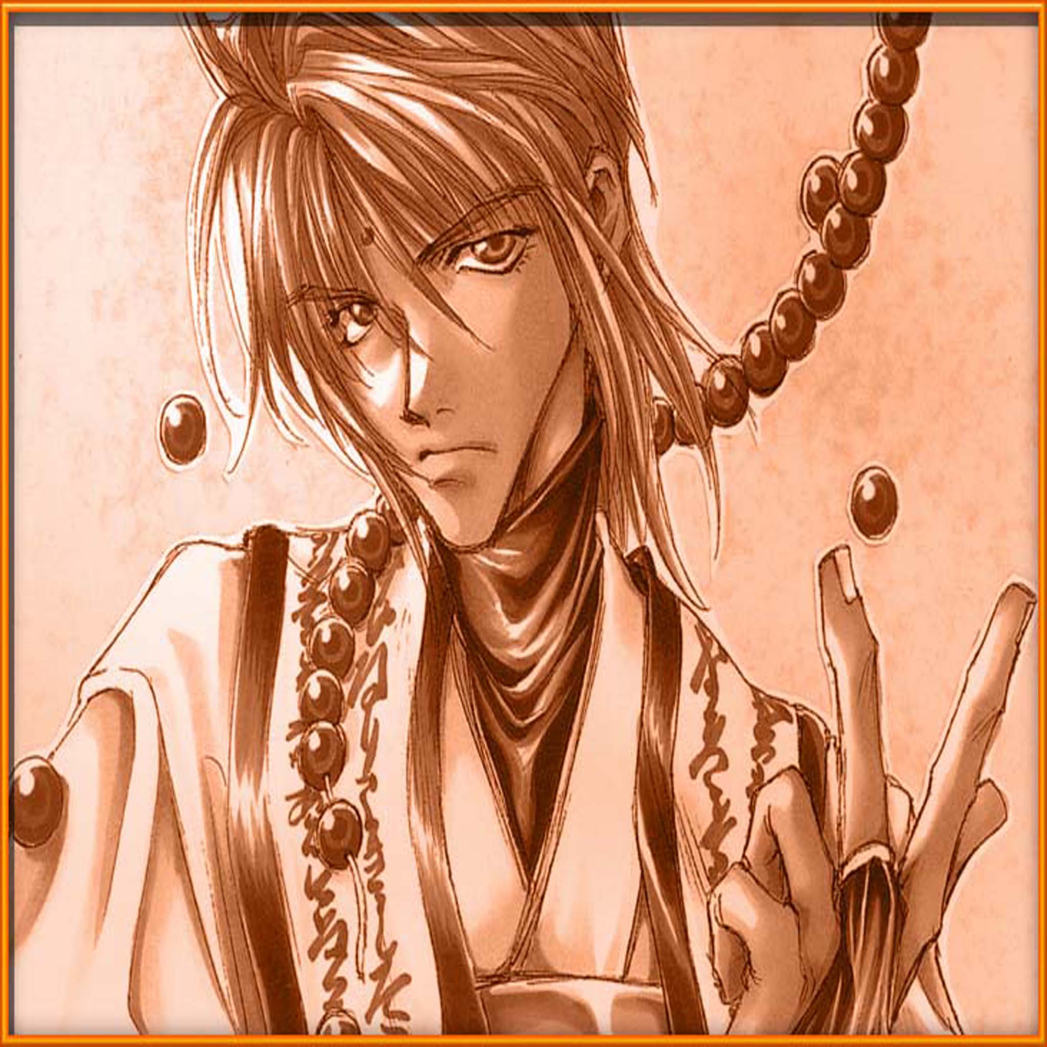orange sanzo