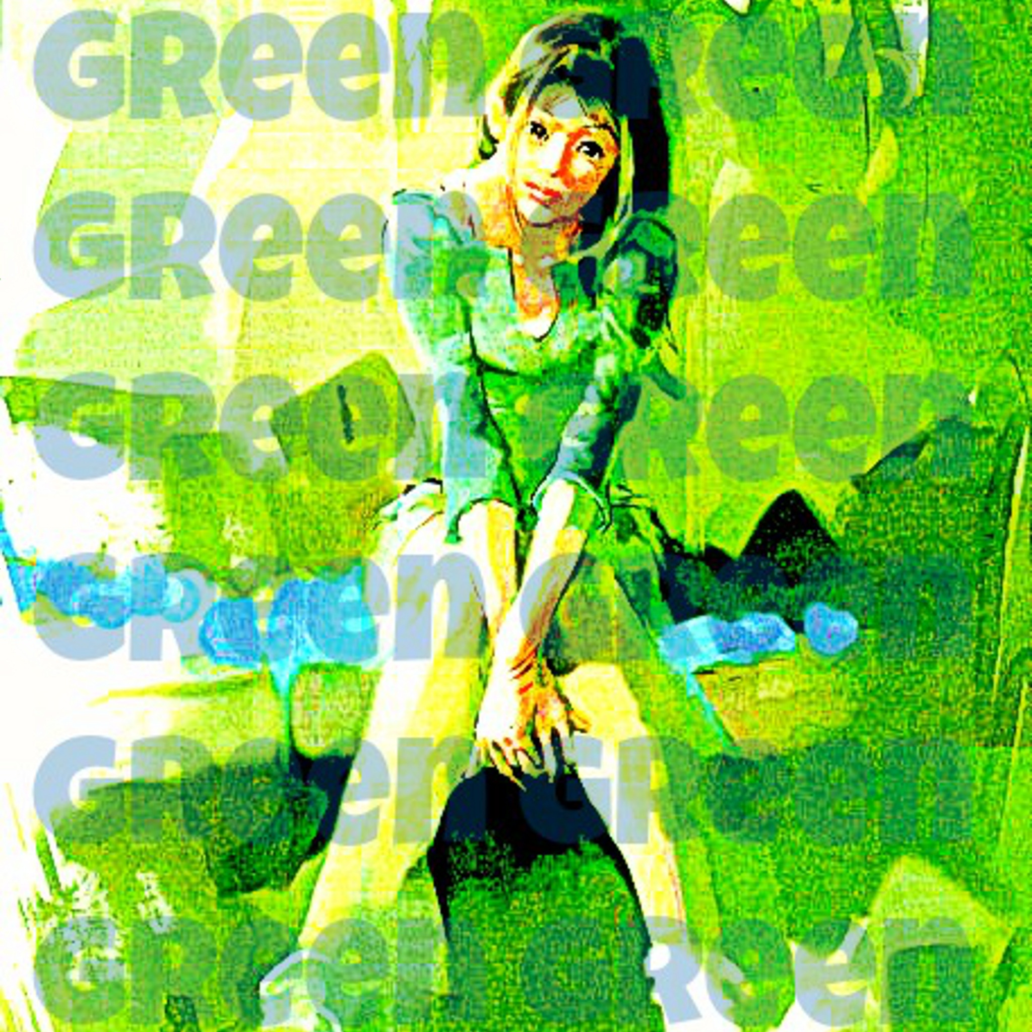 It's a GREEN world