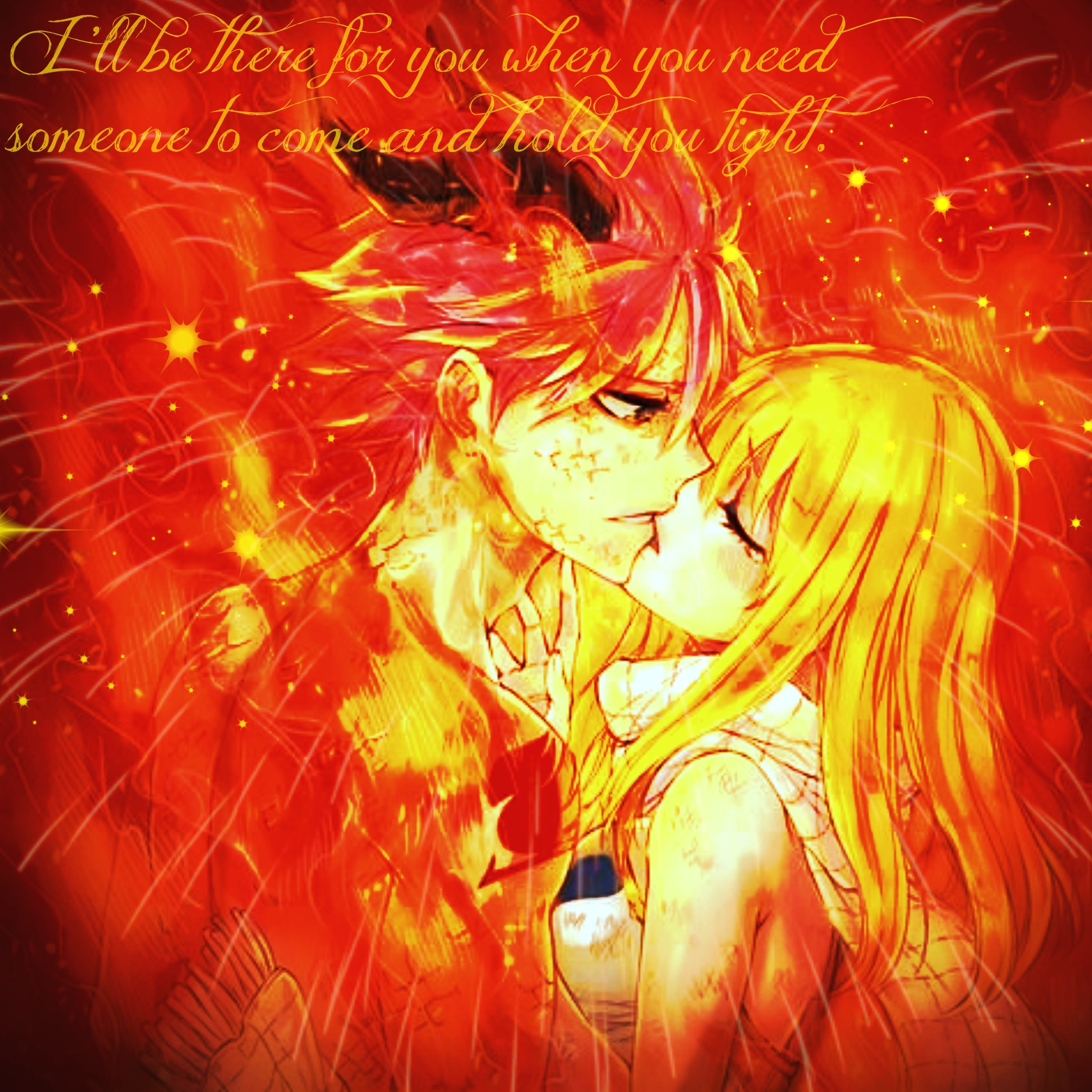 "Nalu ""i'll be there"""