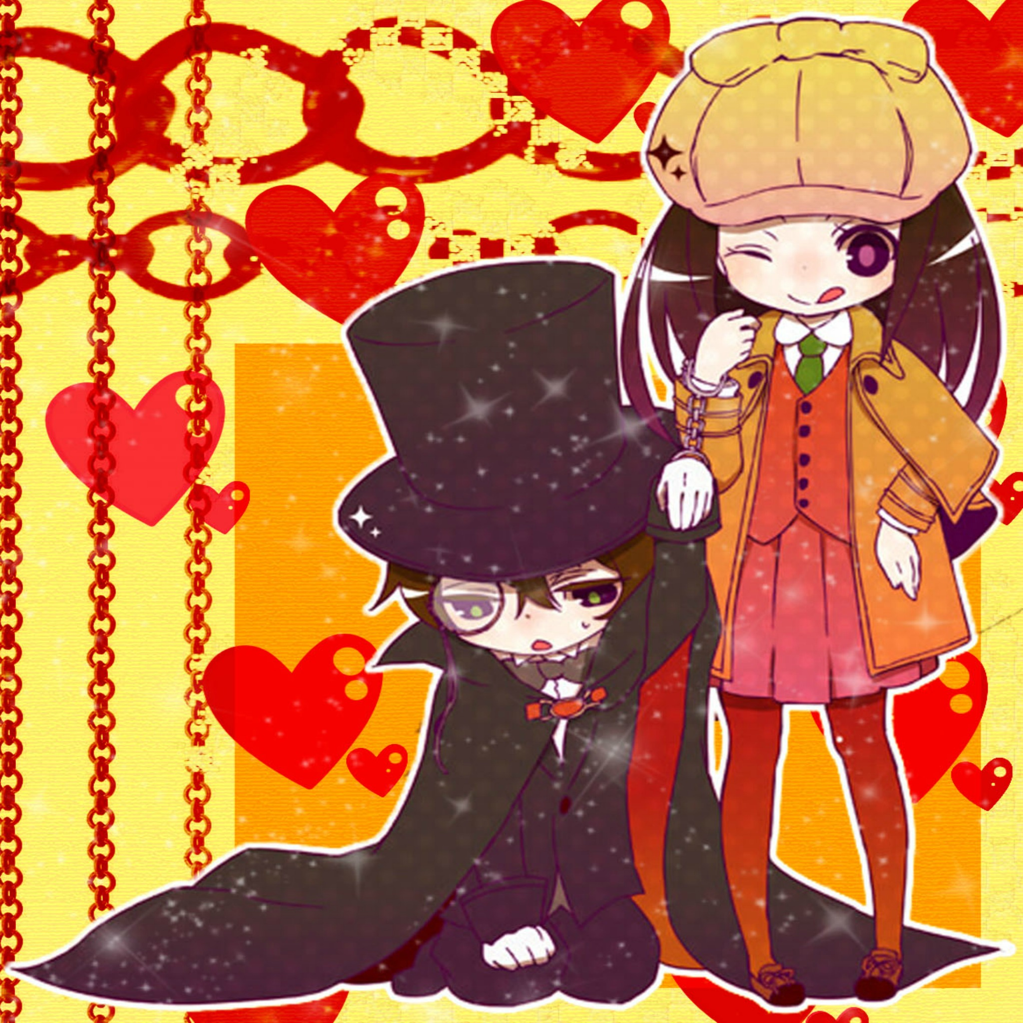 Houtarou and Chitanda ( Resubm