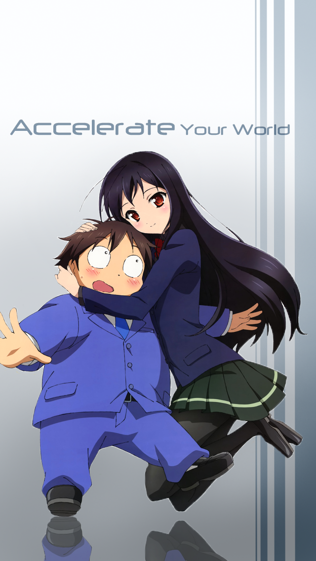 Accelerate Your World