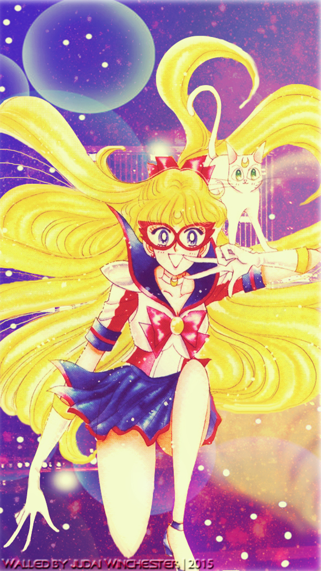 COdeName Sailor V (iWall ver.)