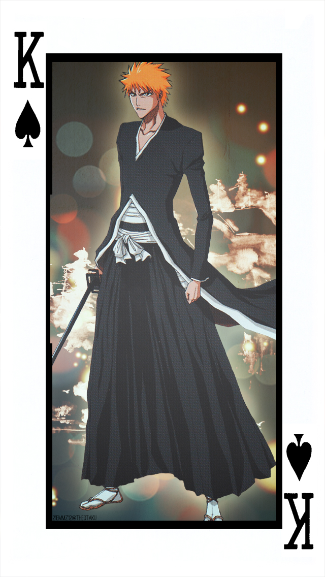 Ichigo- Clubs Cards Set 2