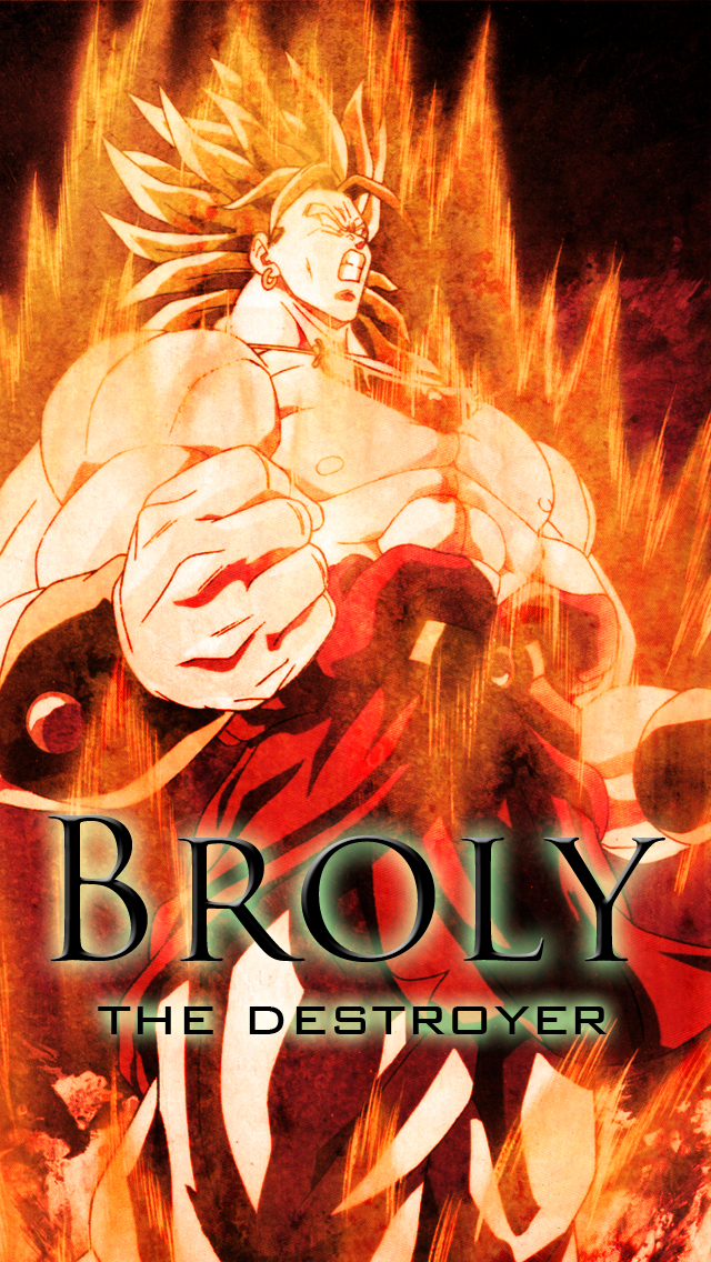Broly the Destroyer