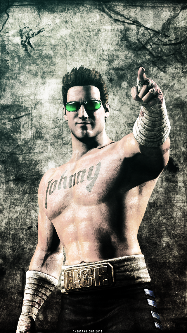 Johnny Cage -Flawless Victory-