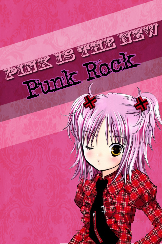 {Pink is the NEw punkrock}