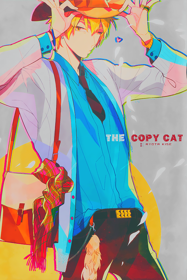 the Copy Cat.