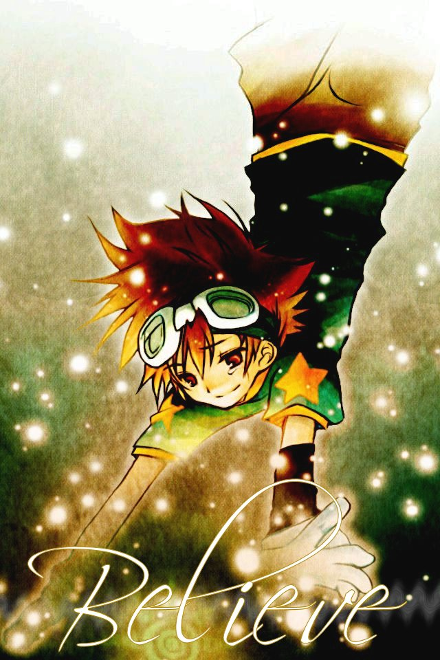 Believe {Digimon}