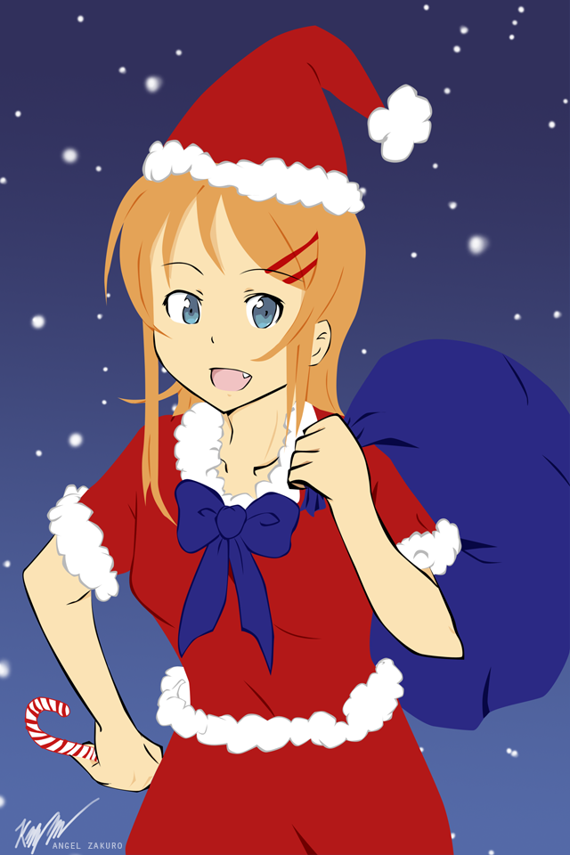 Christmas Kirino.