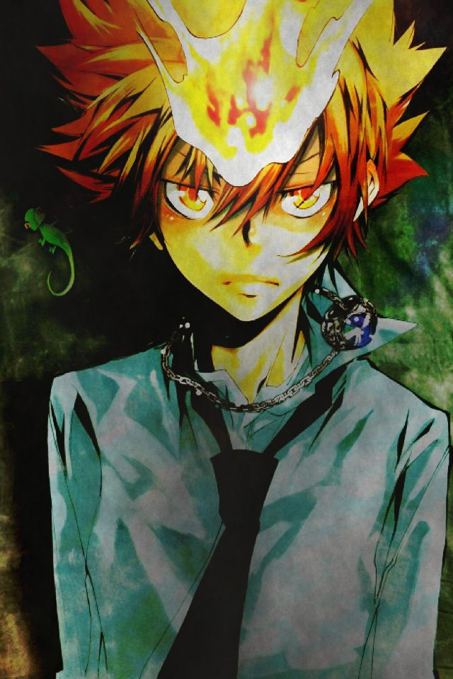 Vongola Flame