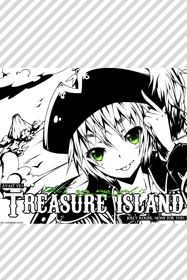 Pirate & Treasure Island