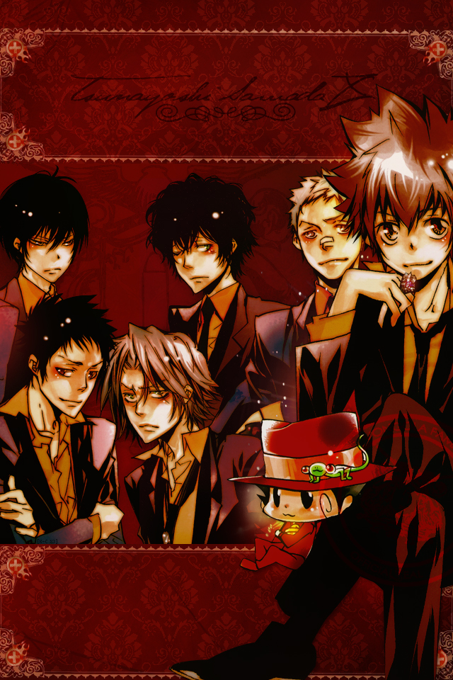 Vongola Famiglia.