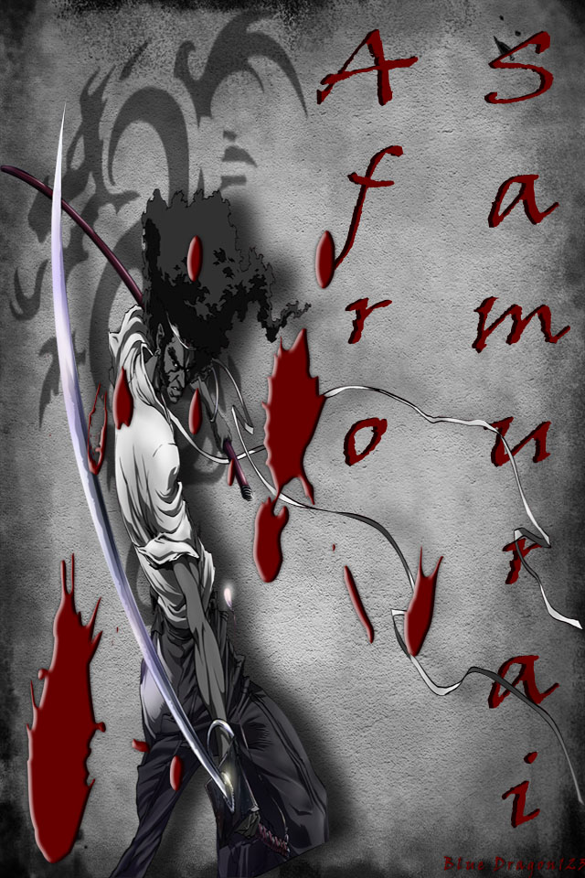 Afro Samurai iPhone