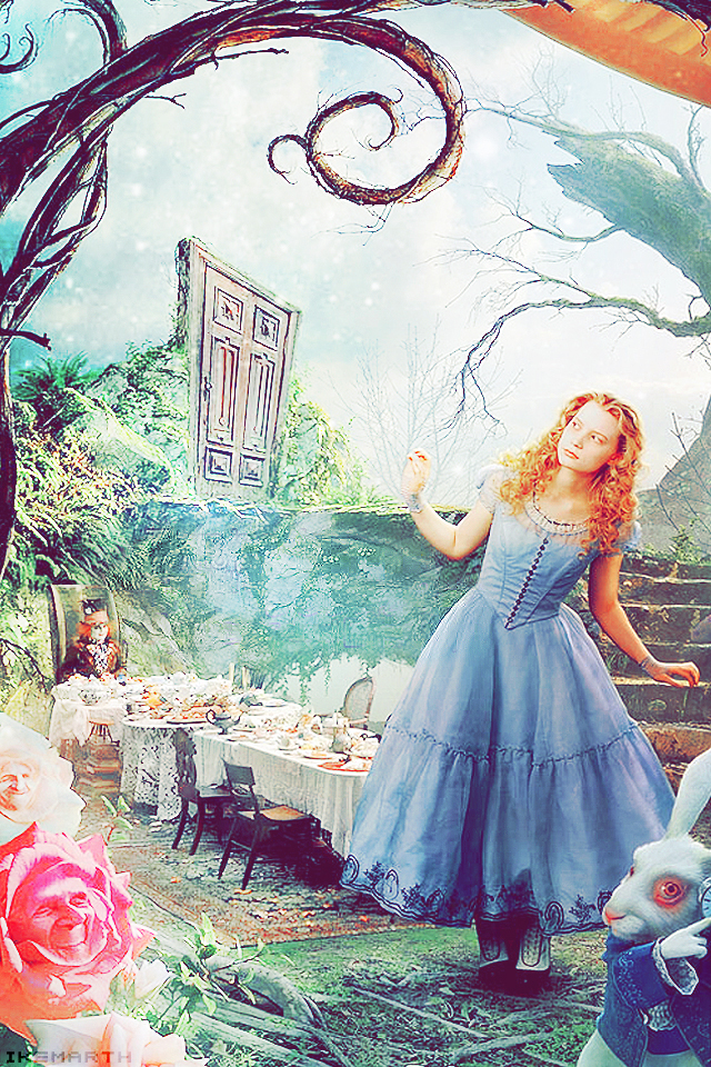 [Welcome] To Wonderland