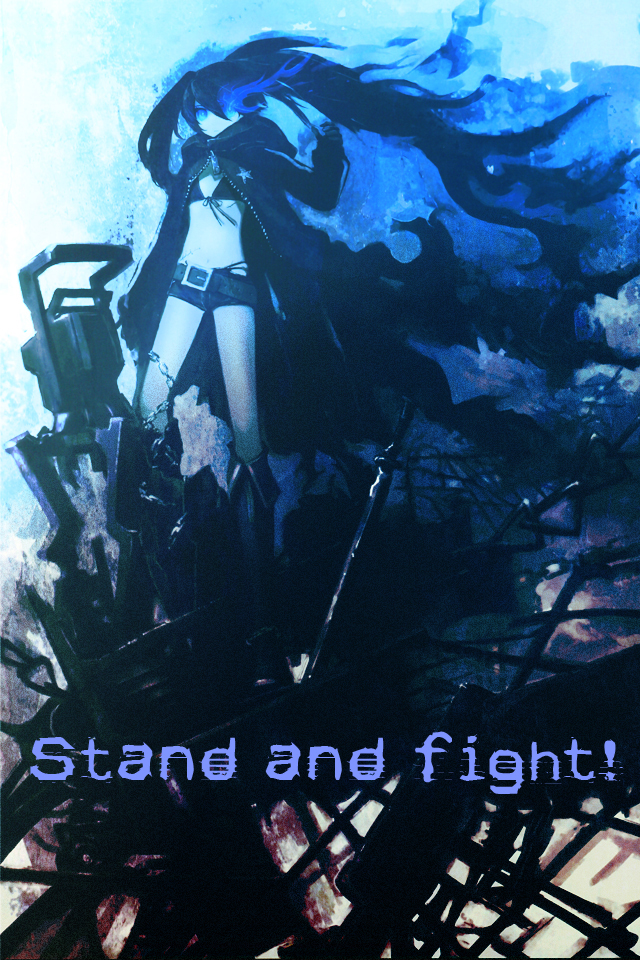 Stand and Fight!