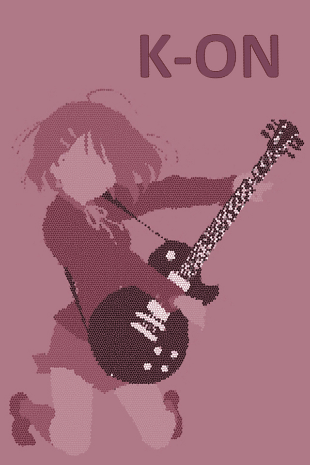 K-ON iWallpaper