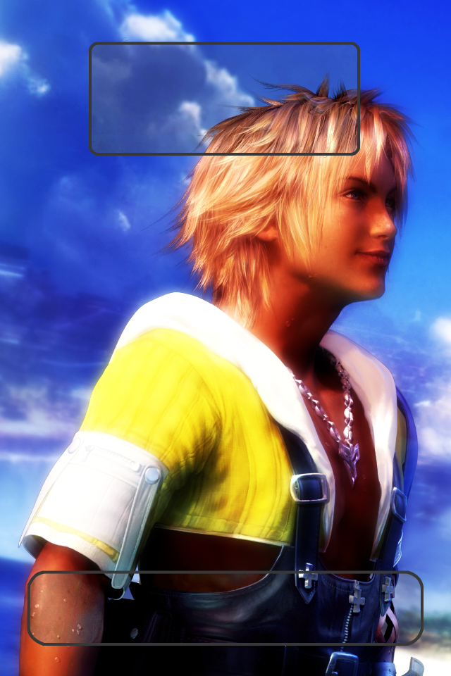 FFX - Tidus