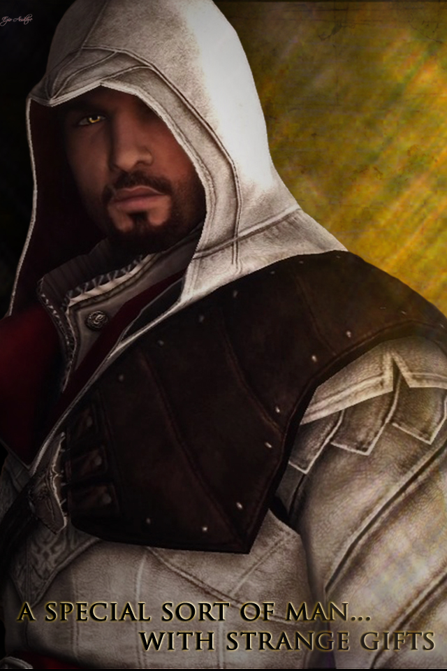 Word Gets Around, Ezio