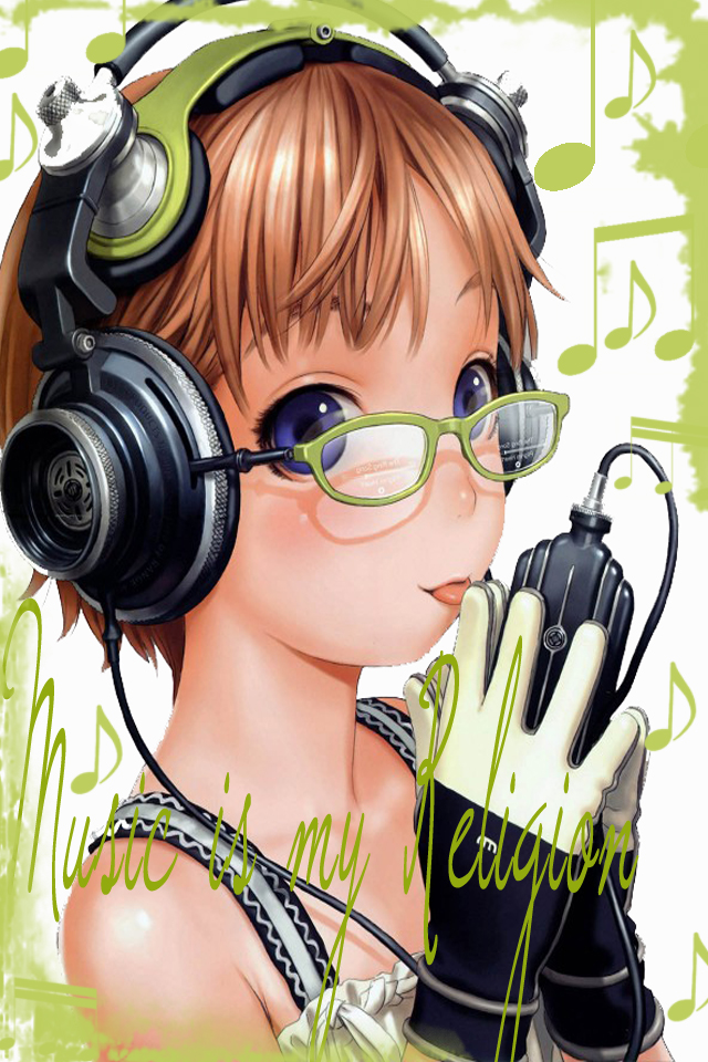 Music Is My Religion!