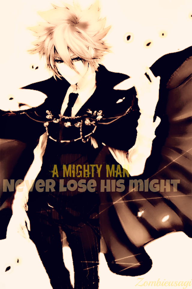 A Mighty Man