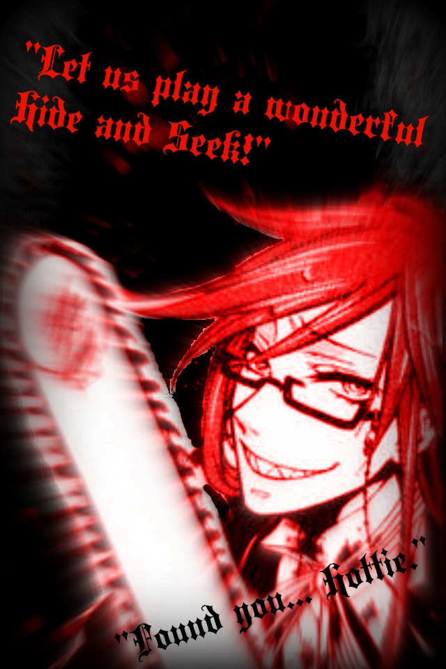 Hide and Seek With Grell